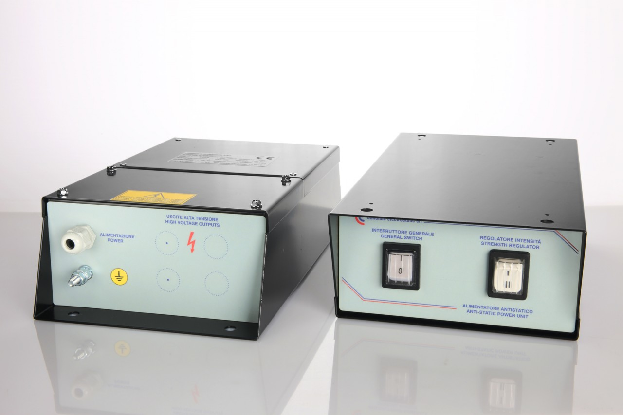 ANTISTATIC  POWER UNITS - MOD CND/A  -  CND/S
