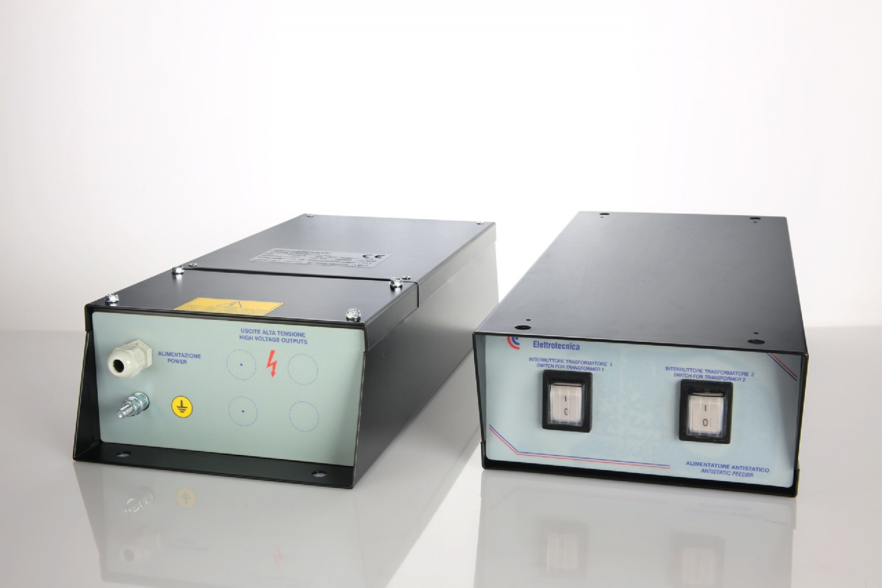 ANTISTATIC  POWER UNITS - MOD. CND/2A  - MOD CND/2S